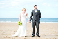 Carl & Amber's Wedding, Tynemouth Grand Hotel.