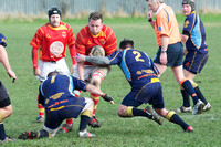 Rugby Union- Rockcliff vs Yarm