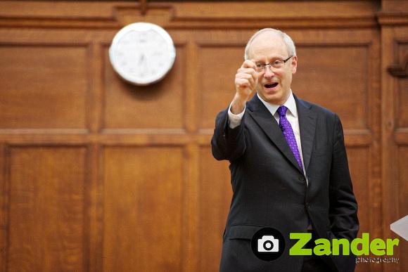 Michael Sandel Lecture