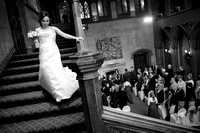 Nick & Laura's Wedding - Matfen Hall